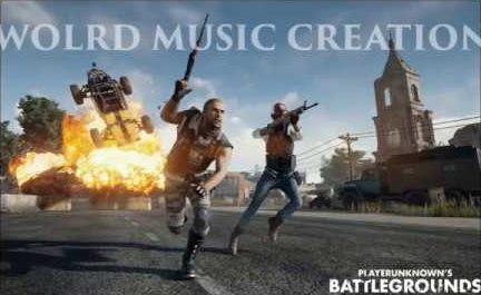 Playerunknown's Battlegrounds Gaming Music Mixing 10 minutes 絕地求生混合音樂 10分鐘